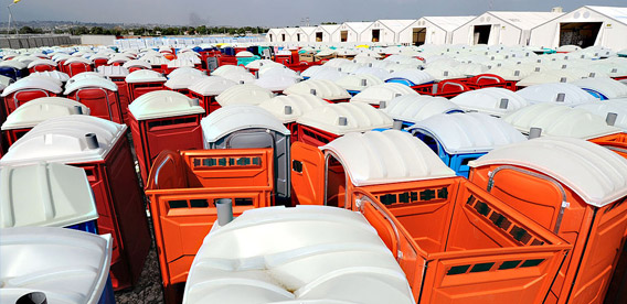 Champion Portable Toilets in Clearwater, FL